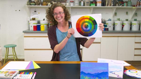 Kindness Through Colour Theory with Maya Rosenberg thumbnail
